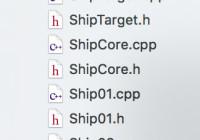shipClass